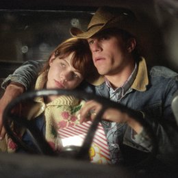 Brokeback Mountain / Michelle Williams / Heath Ledger Poster