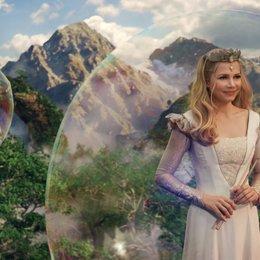 fantastische Welt von Oz, Die / Michelle Williams Poster