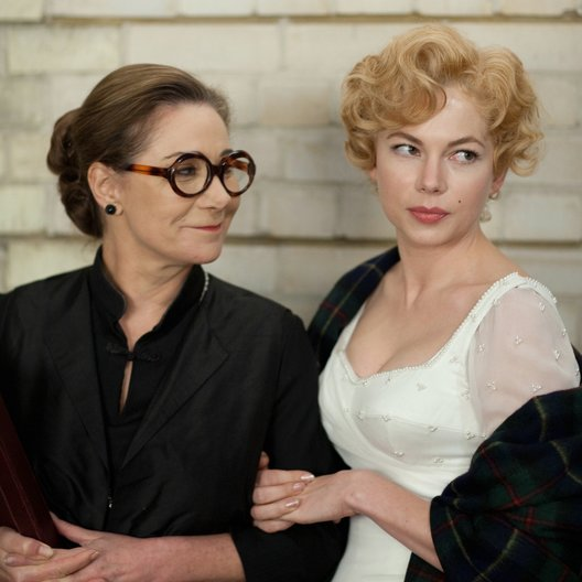 My Week with Marilyn / Zoë Wanamaker / Michelle Williams Poster