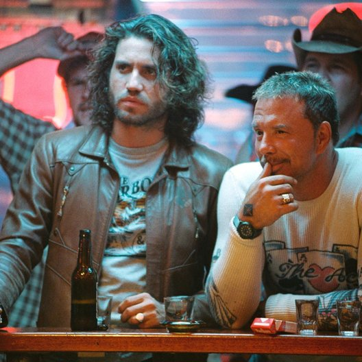 Domino - Live Fast, Die Young / Domino / Edgar Ramirez / Mickey Rourke Poster