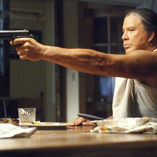 Killshot / Mickey Rourke