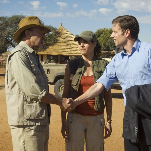 Ausgerechnet Afrika (AT) (RTL) / Jasmin Gerat / Alexander Sternberg / Miguel Herz-Kestranek