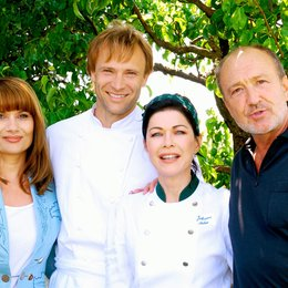 Johanna - Köchin aus Leidenschaft (ARD / ORF) / Anja Kruse / Miguel Herz-Kestranek / Jenny Jürgens / Bernhard Bettermann