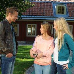 Inga Lindström: Der Tag am See (ZDF / ORF) / Mike Hoffmann / Sarah Beck / Katharina Heyer Poster