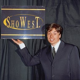 Showest 1998 / Mike Myers Poster