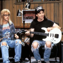 Wayne'S World / Mike Myers / Dana Carvey Poster
