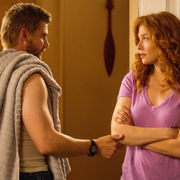 Under the Dome / Mike Vogel / Rachelle Lefevre Poster