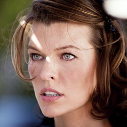 Lucky Trouble / Milla Jovovich Poster