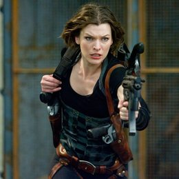 Resident Evil: Afterlife / Milla Jovovich Poster