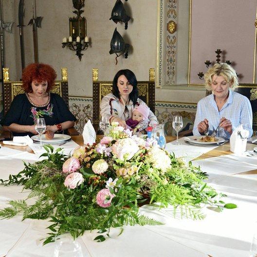 Dienstagsfrauen: Sieben Tage ohne, Die / Dienstagsfrauen - Sieben Tage ohne, Die (ARD) / Saskia Vester / Ulrike Kriener / Miranda Leonhardt / Nina Hoger / Jule Ronstedt