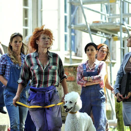 Dienstagsfrauen: Zwischen Kraut und Rüben, Die / Janna Striebeck / Clelia Sarto / Nina Hoger / Mimi Fiedler / Sylta Fee Wegmann