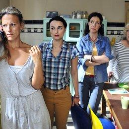 Dienstagsfrauen: Zwischen Kraut und Rüben, Die / Janna Striebeck / Clelia Sarto / Mimi Fiedler / Saskia Vester