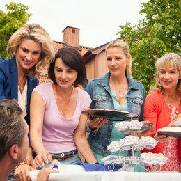 Inga Lindström: Vier Frauen und die Liebe (ZDF) / Krista Posch / Sophie Schütt / Miranda Leonhardt / Claudelle Deckert Poster