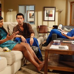 Mindy Project, The / Mindy Kaling / Chris Messina Poster