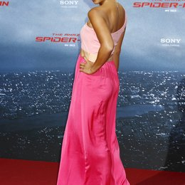 "Minh-Khai Phan-Thi / ""The Amazing Spider Man"" Photocall Poster"