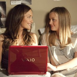 Roommate, The / Minka Kelly / Leighton Meester Poster