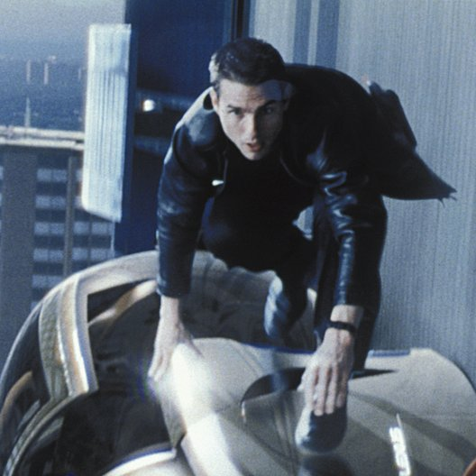 Minority Report / Tom Cruise
