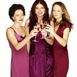Starter Wife - Alles auf Anfang, The / Judy Davis / Debra Messing / Miranda Otto Poster