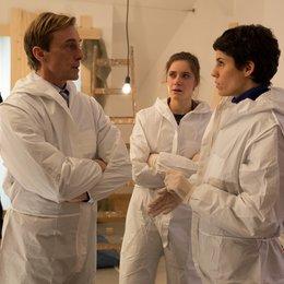 Team (1. Staffel, 4 Folgen), The (ZDF) / Jasmin Gerat / Miriam Stein / André Hennicke Poster