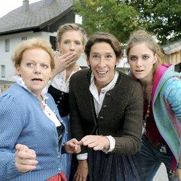 Vier Frauen und ein Todesfall (3. Staffel, 6 Folgen) (ORF) / Adele Neuhauser / Brigitte Kren / Martina Poel / Miriam Stein Poster