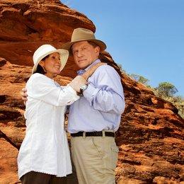 Kreuzfahrt ins Glück: Hochzeitsreise nach Australien (ZDF / ORF) / Susanne Uhlen / Miroslav Nemec