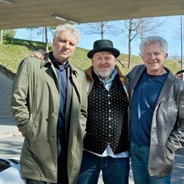 Miroslav Nemec, Rainer Kaufmann und Udo Wachtveitl