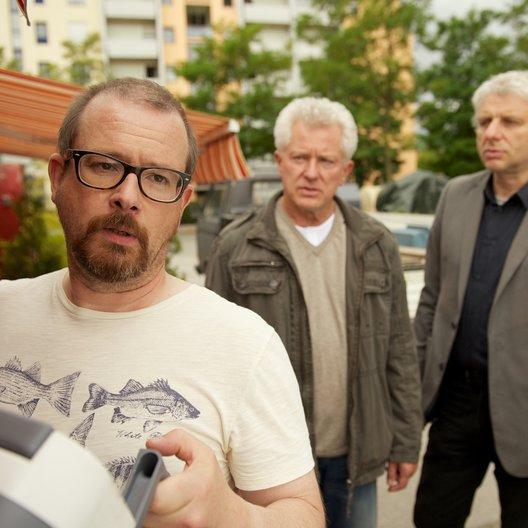 Tatort: Allmächtig (BR) / Gregor Weber / Miroslav Nemec / Udo Wachtveitl Poster