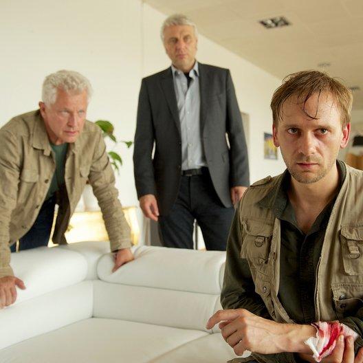 Tatort: Allmächtig (BR) / Miroslav Nemec / Udo Wachtveitl / Matthias Lier Poster