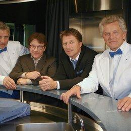 Tatort: Außer Gefecht (BR) / Udo Wachtveitl / Jörg Schüttauf / Michael Fitz / Miroslav Nemec / Set