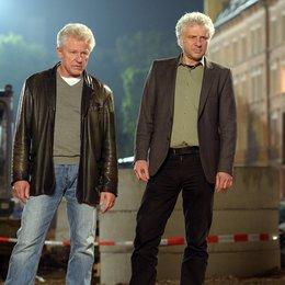 Tatort: Aus der Tiefe der Zeit (BR) / Miroslav Nemec / Udo Wachtveitl Poster