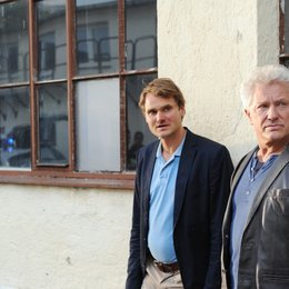 Tatort: Der tiefe Schlaf (BR) / Miroslav Nemec / Fabian Hinrichs Poster
