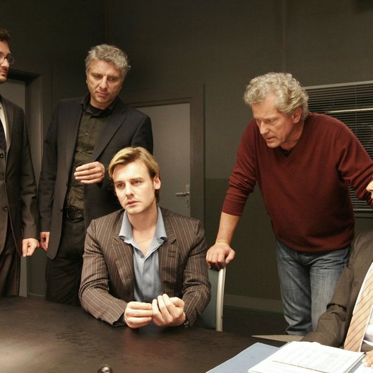 Tatort: Der Traum von der Au (BR) / Jan Messutat / Udo Wachtveitl / Dennis Grabosch / Miroslav Nemec / Gerhard Wittmann Poster