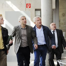 Tatort: Ein ganz normaler Fall (BR) / David Zimmerschied / Udo Wachtveitl / Miroslav Nemec / Hans-Jürgen Silbermann Poster