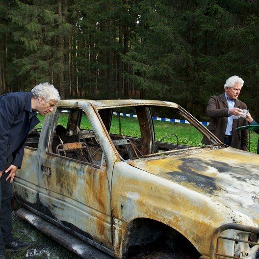 Tatort: Ein neues Leben (BR) / Miroslav Nemec / Udo Wachtveitl / Maxi Schafroth