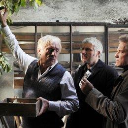 Tatort: Gestern war kein Tag (BR) / Miroslav Nemec / Günther Maria Halmer / Udo Wachtveitl Poster