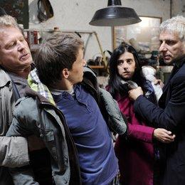 Tatort: Gestern war kein Tag (BR) / Miroslav Nemec / Kai Malina / Vesela Kazakova / Udo Wachtveitl Poster