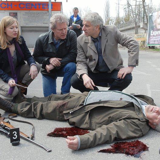 Tatort: Jagdzeit (BR) / Miroslav Nemec / Antje Widdra / Udo Wachtveitl Poster
