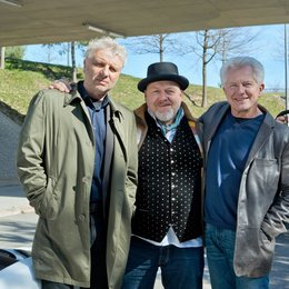 Tatort: Wüstensohn (BR) / Miroslav Nemec / Udo Wachtveitl / Regisseur Rainer Kaufmann Poster