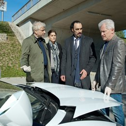 Tatort: Wüstensohn (BR) / Samir Fuchs / Christina Hecke / Miroslav Nemec / Udo Wachtveitl Poster
