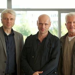 Udo Wachtveitl, Jochen Alexander Freydank und Miroslav Nemec