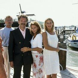 Verliebt auf Bermuda (ZDF) / Claudine Wilde / Miroslav Nemec / Gunter Berger / Christina Plate / Sophie Schütt