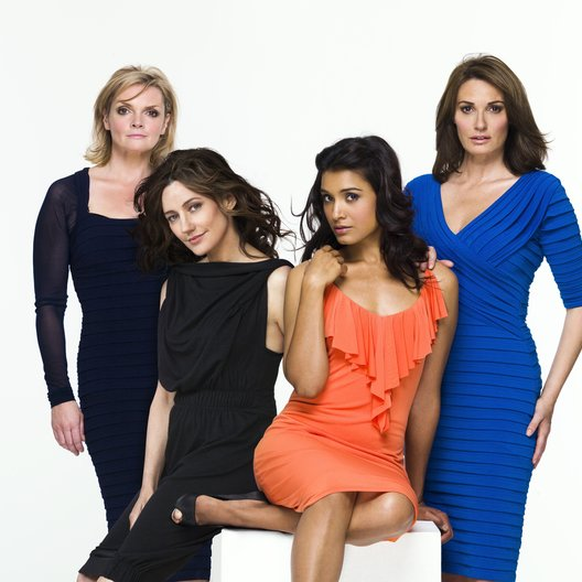 Mistresses - Aus Lust und Leidenschaft / Sharon Small / Orla Brady / Shelley Conn / Sarah Parish Poster