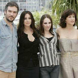 Di Stefano, Andrea / Bellucci, Monica / de Van, Marina / Marceau, Sophie / 62. Filmfestival Cannes 2009 / Festival International du Film de Cannes