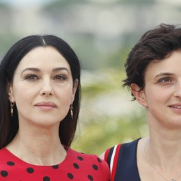Monica Bellucci / Alice Rohrwacher / 67. Internationale Filmfestspiele von Cannes 2014 Poster
