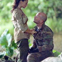 Tränen der Sonne / Monica Bellucci / Bruce Willis Poster