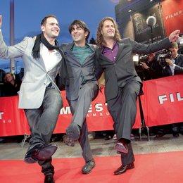 17. Filmfest Hamburg 2009 / Moritz Bleibtreu, Fatih Akin und Adam Bousdoukos Poster