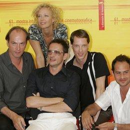 Filmfestspiele Venedig 2004 / Herbert Knaup / Katja Riemann / Oskar Roehler / Martin Weiß / Moritz Bleibtreu / Anges und seine Brüder Poster