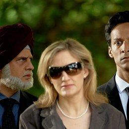 Vijay und ich - Meine Frau geht fremd mit mir / Moritz Bleibtreu / Danny Pudi Poster