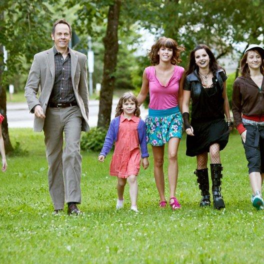 Haus voller Töchter, Ein / Isabella Soric / Irina Kurbanova / Moritz Lindbergh / Emma Preisendanz Poster