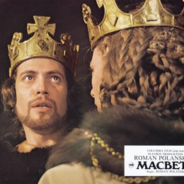 Macbeth / Jon Finch Poster